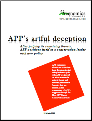 APP's artful deception with new policy 201303