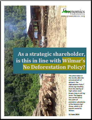 Findings Wilmar's No Deforestation Policy (LowRes)